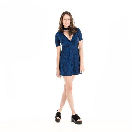 vestido-cuello-v-gd31a022-quarry-azul-gd31a022-1
