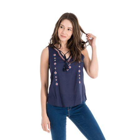 blusa-cuello-v-qd03b455-quarry-azul-marino-qd03b455-1