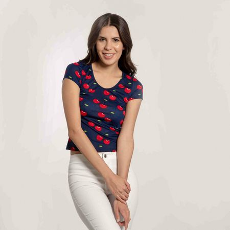 PLAYERA-CUELLO-V-COLOR-CEREZA-