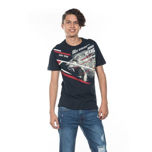 PLAYERA-QUARRY-JEANS-CUELLO-REDONDO-CON-ESTAMPADO-MANGA-CORTA-COLOR-BLANCO-TALLA-CHICA---Quarry-Jeans