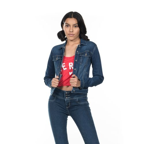 CHAMARRA-DAMA-MEZCLILLA-QUARRY-JEANS-TIPO-VAQUERO-COLOR-BLEACH-TALLA-CHICA---Quarry-Jeans