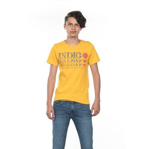 PLAYERA-QUARRY-JEANS-CUELLO-REDONDO-CON-ESTAMPADO-MANGA-CORTA-COLOR-VERDE-TALLA-MEDIANA---Quarry-Jeans