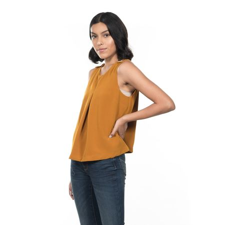 BLUSA-CUELLO-REDONDO-QUARRY-JEANS-SIN-MANGAS-COLOR-ROSA-TALLA-EXTRA-CHICA---Quarry-Jeans