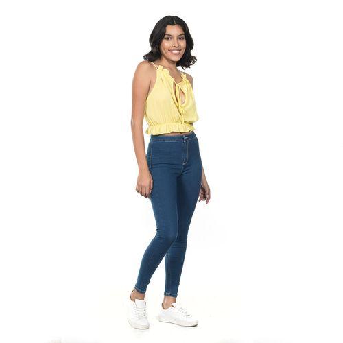 BLUSA-CUELLO-REDONDO-QUARRY-JEANS-CON-TIRANTES-COLOR-MOSTAZA-TALLA-GRANDE---Quarry-Jeans
