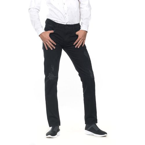 PANTALON-QUARRY-JEANS-MEZCLILLA-SLIM-FIT-MODELO-BONO-COLOR-BLANCO-TALLA-EXTRA-GRANDE---Quarry-Jeans