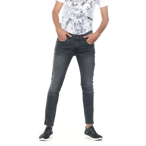 PANTALON-QUARRY-JEANS-MEZCLILLA-SLIM-MODELO-HARRISON-COLOR-NEGRO-TALLA-29---Quarry-Jeans