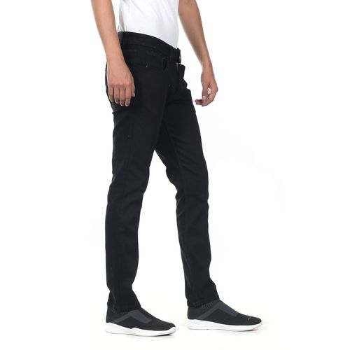 PANTALON-QUARRY-JEANS-MEZCLILLA-SLIM-FIT-MODELO-AXEL-COLOR-PETROLEO-TALLA-33---Quarry-Jeans