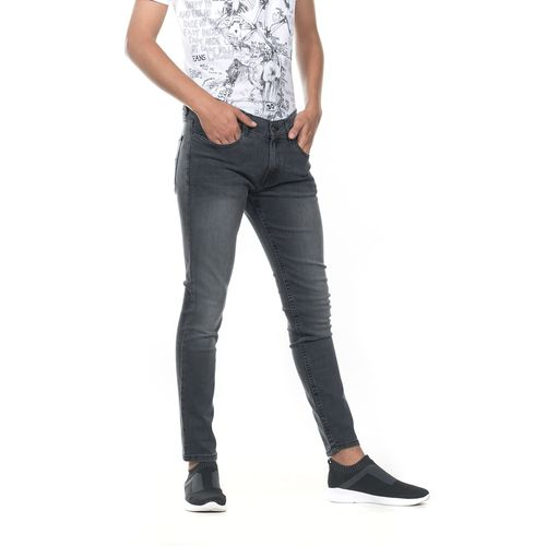 PANTALON-QUARRY-JEANS-MEZCLILLA-SLIM-MODELO-HARRISON-COLOR-NEGRO-TALLA-28---Quarry-Jeans