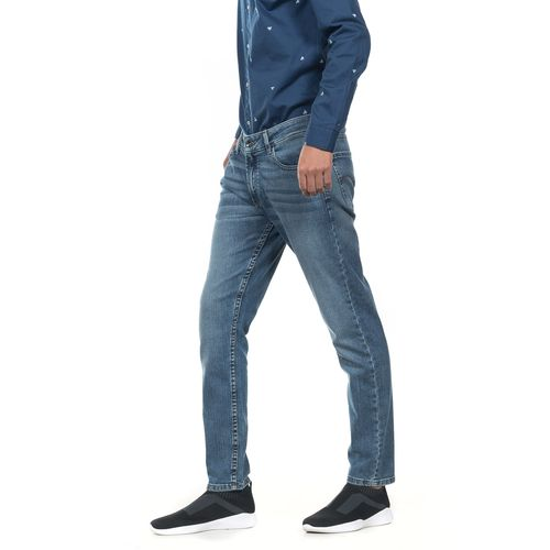PANTALON-QUARRY-JEANS-MEZCLILLA-SLIM-MODELO-HARRISON-COLOR-NEGRO-TALLA-29---Quarry-Jeans