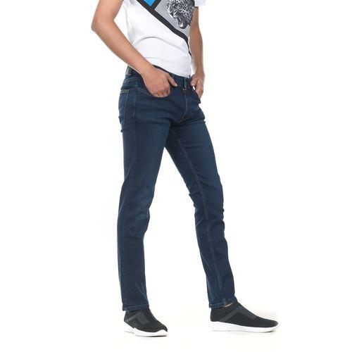 PANTALON-QUARRY-JEANS-MEZCLILLA-SLIM-FIT-MODELO-BONO-COLOR-NEGRO-TALLA-28---Quarry-Jeans