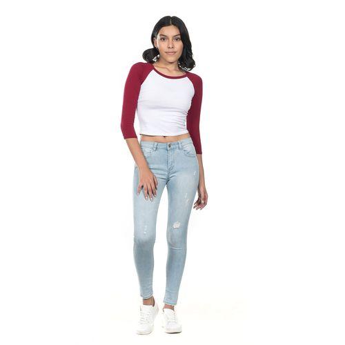 PANTALON-QUARRY-JEANS-MEZCLILLA-SUPER-SKINNY-MODELO-GISELLE-COLOR-OXIDADO-TALLA-36---Quarry-Jeans